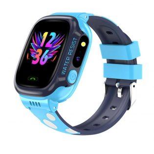 Đồng hồ thông minh chống nước định vị Wifi - màu Xanh