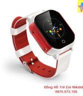 Đồng hồ thông minh chống nước FA23 - Đỏ Trắng