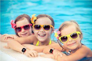 Đồng hồ thông minh chống nước cho trẻ em FA23